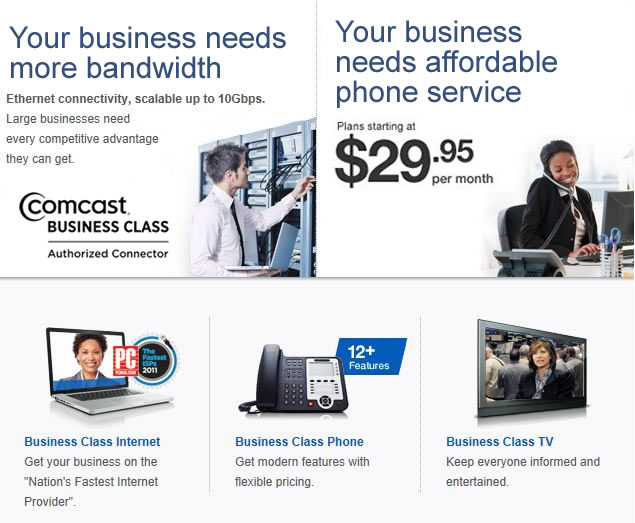 Comcast Internet | Comcast Business Class