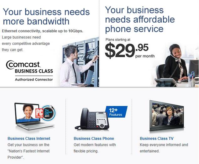 Comcast Internet | Comcast Business Class