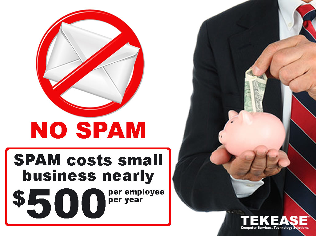 Affordable SPAM Control