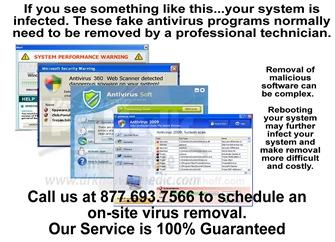 Virus Removal Service Peoria IL