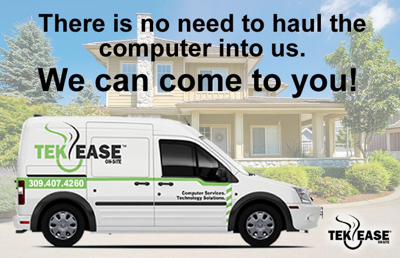 Computer Service Peoria IL