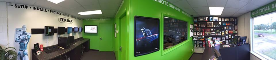 Computer Repair Shop Peoria IL - TEKEASE - Computer Service